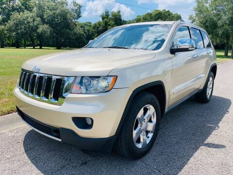 2011 Jeep Grand Cherokee for sale at FLORIDA MIDO MOTORS INC in Tampa FL