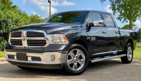 2015 RAM Ram Pickup 1500 for sale at Texas Auto Corporation in Houston TX