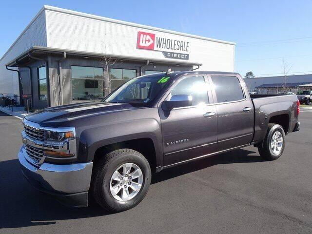 2016 Chevrolet Silverado 1500 for sale at Wholesale Direct in Wilmington NC