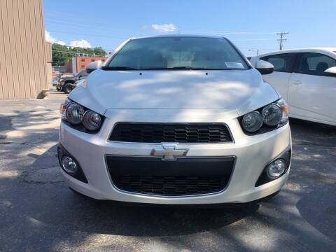 2014 Chevrolet Sonic for sale at Car Guys in Lenoir NC