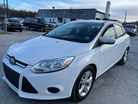 2013 Ford Focus for sale at Ron Motor Inc. in Wantage NJ