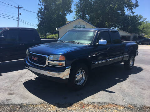2002 GMC Sierra 1500 for sale at Tri-County Auto Sales in Pendleton SC