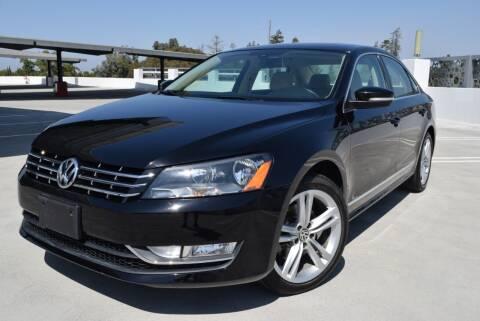 2013 Volkswagen Passat for sale at Dino Motors in San Jose CA