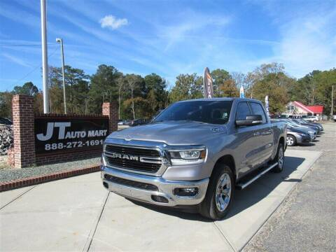 2019 RAM Ram Pickup 1500 for sale at J T Auto Group in Sanford NC