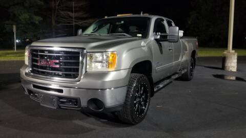 2009 GMC Sierra 2500HD for sale at Whitmore Chevrolet in West Point VA