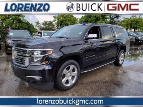2020 Chevrolet Suburban for sale at Lorenzo Buick GMC in Miami FL