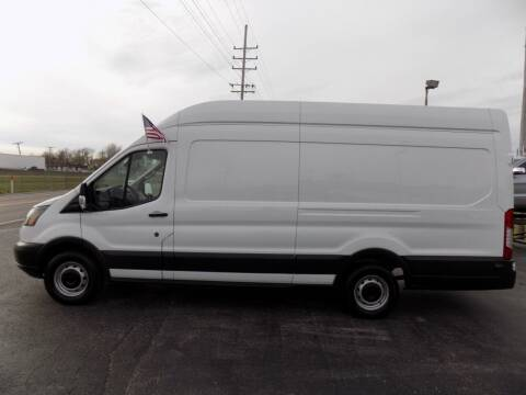 2018 Ford Transit Cargo for sale at MYLENBUSCH AUTO SOURCE in O` Fallon MO