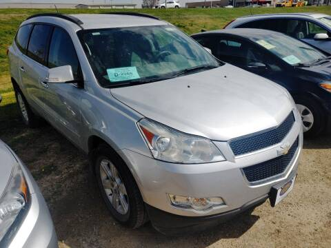 2010 Chevrolet Traverse for sale at BERG AUTO MALL & TRUCKING INC in Beresford SD