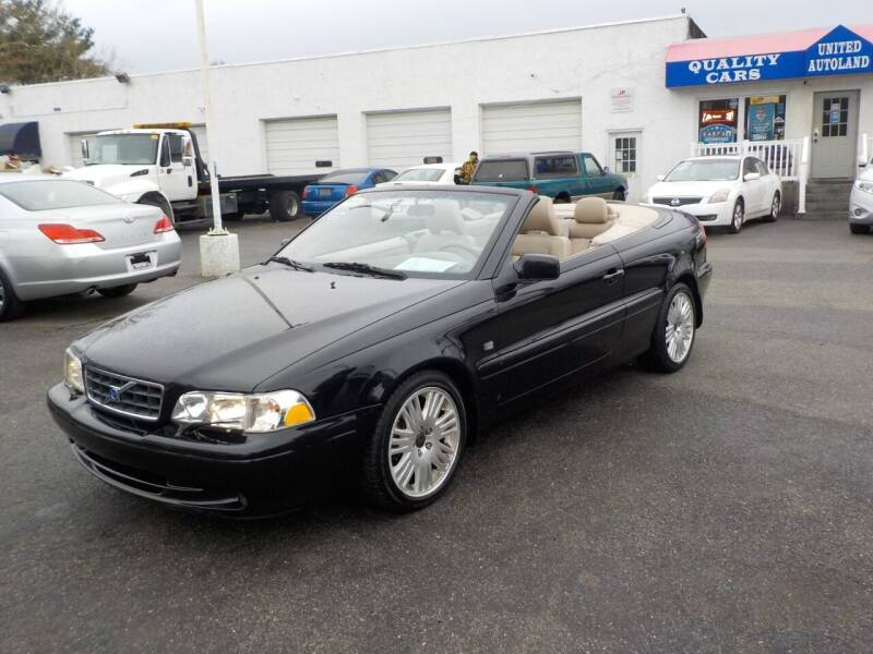2004 Volvo C70 for sale at United Auto Land in Woodbury NJ