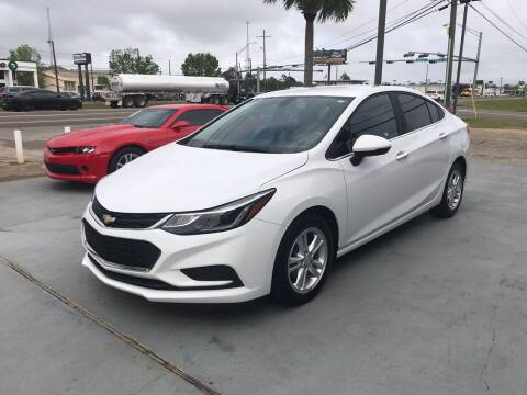 2017 Chevrolet Cruze for sale at Advance Auto Wholesale in Pensacola FL