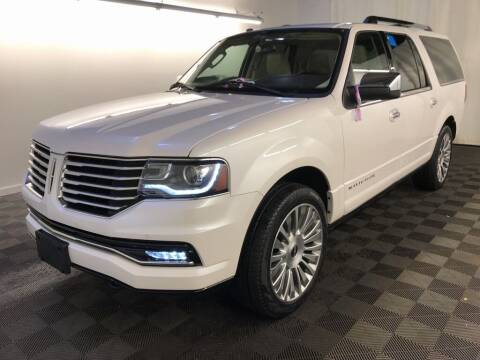 2017 Lincoln Navigator L for sale at Coast to Coast Imports in Fishers IN