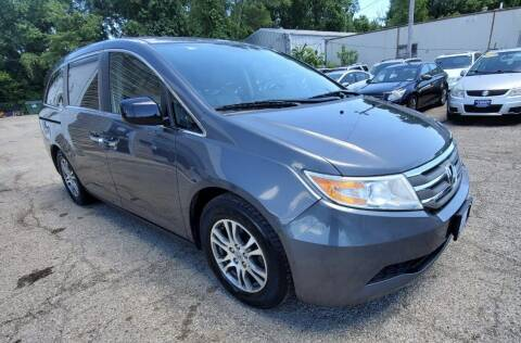 2013 Honda Odyssey for sale at Nile Auto in Columbus OH