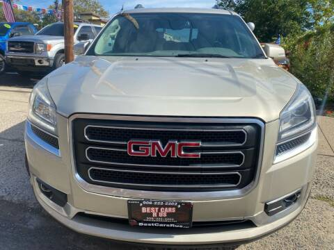 2015 GMC Acadia for sale at Best Cars R Us in Plainfield NJ