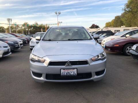 2008 Mitsubishi Lancer for sale at TOP QUALITY AUTO in Rancho Cordova CA