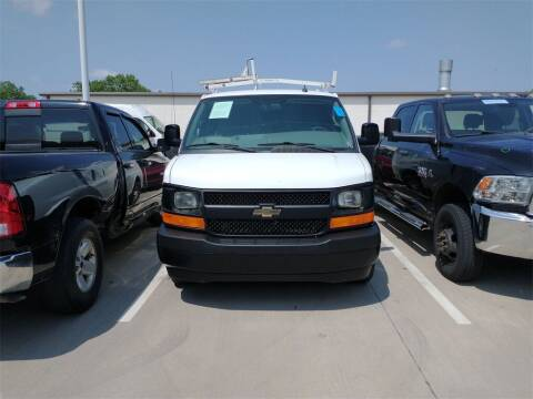 2017 Chevrolet Express Cargo for sale at Excellence Auto Direct in Euless TX