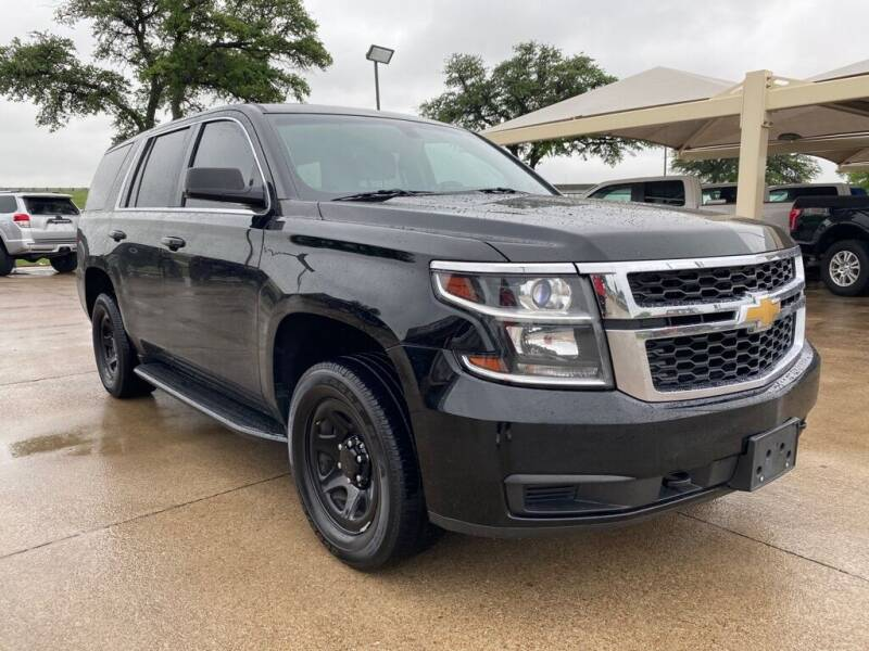 2015 Chevrolet Tahoe for sale at Thornhill Motor Company in Hudson Oaks, TX