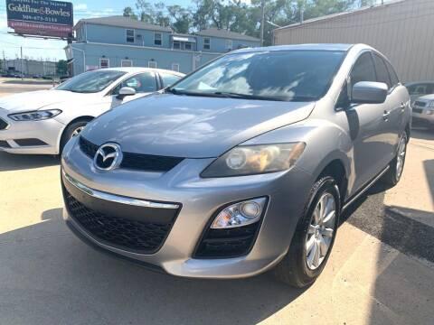 2011 Mazda CX-7 for sale at Carsko Auto Sales in Bartonville IL