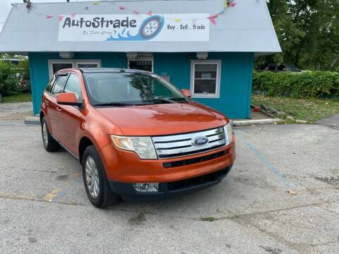 2007 Ford Edge for sale at Autostrade in Indianapolis IN
