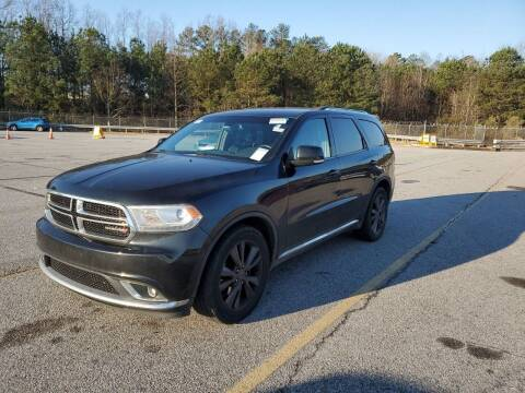 2014 Dodge Durango for sale at Matthew's Stop & Look Auto Sales in Detroit MI