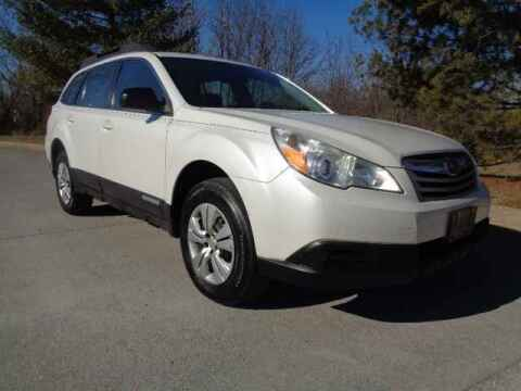 2010 Subaru Outback for sale at Purcellville Motors in Purcellville VA