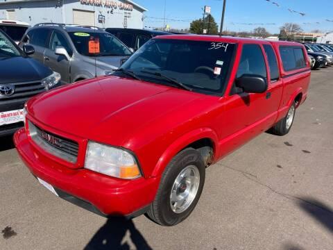 2000 GMC Sonoma for sale at De Anda Auto Sales in South Sioux City NE