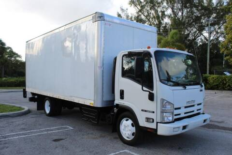 2015 Isuzu NRR for sale at Truck and Van Outlet - All Inventory in Hollywood FL