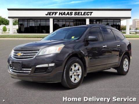 2014 Chevrolet Traverse for sale at JEFF HAAS MAZDA in Houston TX