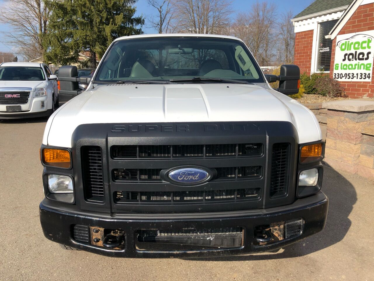2009 Ford F-350 Super Duty Long Bed