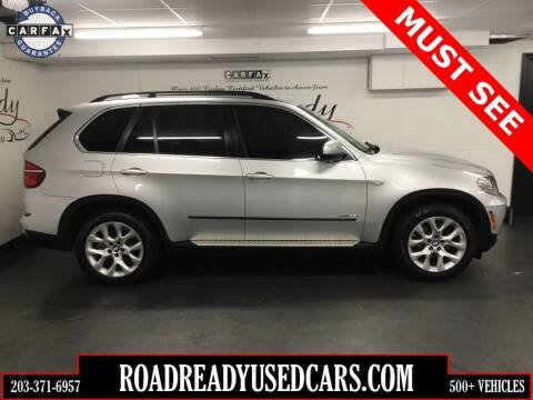 2013 BMW X5 for sale at Road Ready Used Cars in Ansonia CT