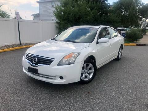 2009 Nissan Altima for sale at Giordano Auto Sales in Hasbrouck Heights NJ