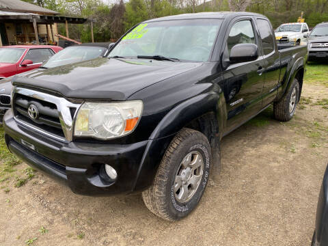 2008 Toyota Tacoma for sale at Richard C Peck Auto Sales in Wellsville NY