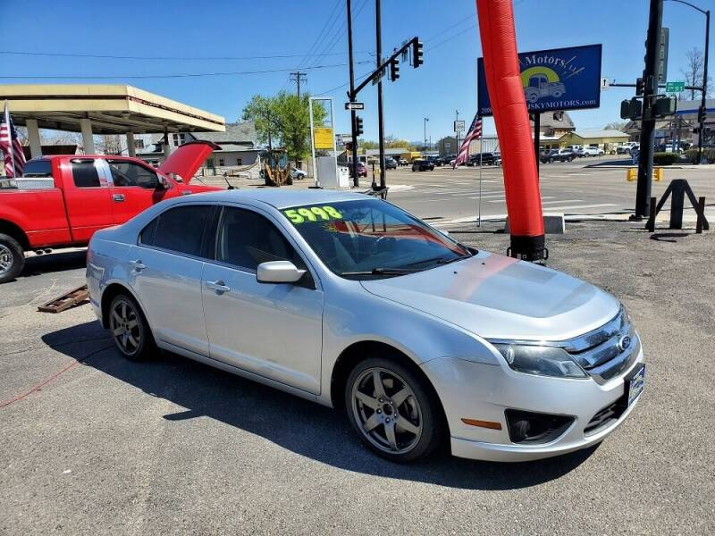 2011 Ford Fusion for sale at J Sky Motors in Nampa ID