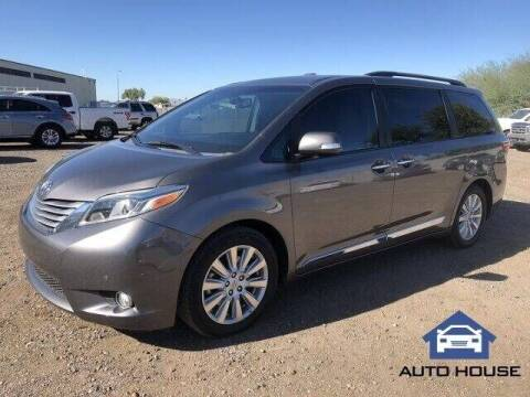 2017 Toyota Sienna for sale at MyAutoJack.com @ Auto House in Tempe AZ