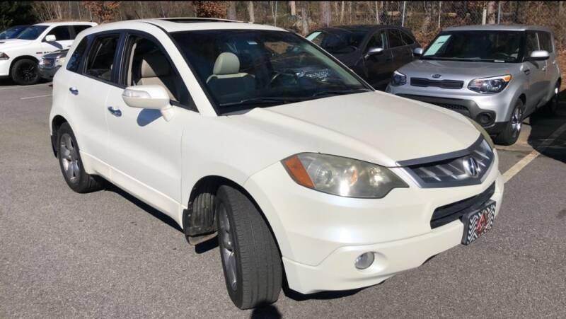 2007 Acura RDX for sale at DON BAILEY AUTO SALES in Phenix City AL