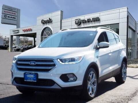 2017 Ford Escape for sale at Ron's Automotive in Manchester MD