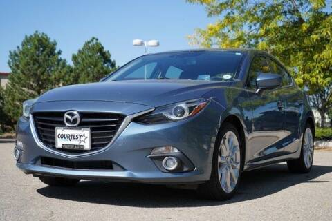 2014 Mazda MAZDA3 for sale at COURTESY MAZDA in Longmont CO