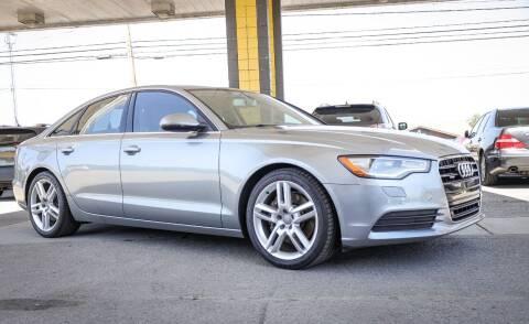 2014 Audi A6 for sale at Star Auto Inc. in Murfreesboro TN