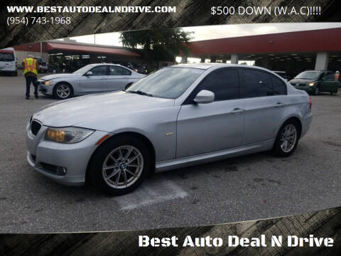 2010 BMW 3 Series for sale at Best Auto Deal N Drive in Hollywood FL