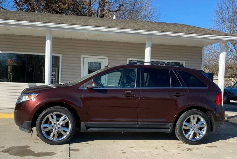 2012 Ford Edge for sale at Car Credit Connection in Clinton MO