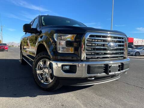 2015 Ford F-150 for sale at Boktor Motors in Las Vegas NV