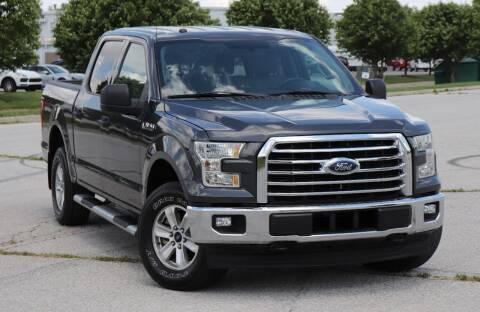 2017 Ford F-150 for sale at Big O Auto LLC in Omaha NE