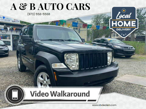 2010 Jeep Liberty for sale at A & B Auto Cars in Newark NJ