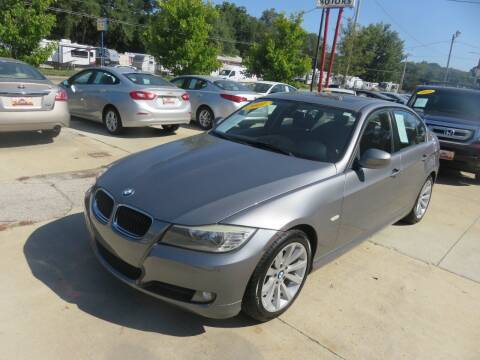 2011 BMW 3 Series for sale at Azteca Auto Sales LLC in Des Moines IA