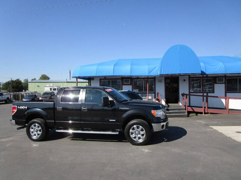 2013 Ford F-150 for sale at Jim's Cars by Priced-Rite Auto Sales in Missoula MT