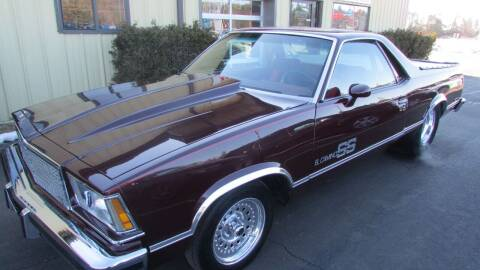 1979 Chevrolet El Camino for sale at Toybox Rides in Black River Falls WI