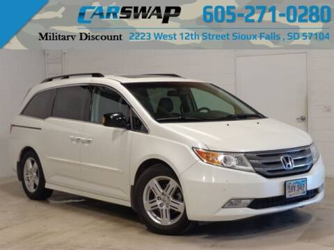 2012 Honda Odyssey for sale at CarSwap in Sioux Falls SD