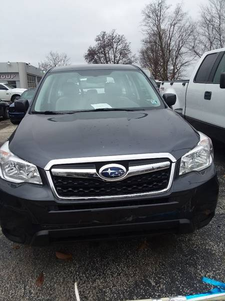 2014 Subaru Forester for sale at VENEZIA AUTO GROUP in East Palestine OH