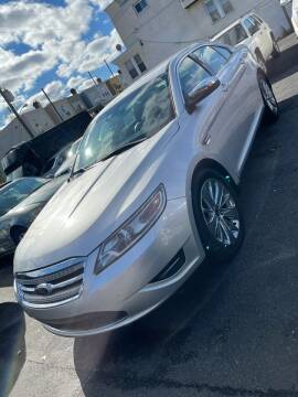 2011 Ford Taurus for sale at GM Automotive Group in Philadelphia PA