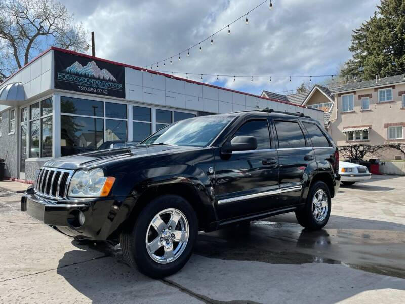 2006 Jeep Grand Cherokee for sale in Englewood, CO