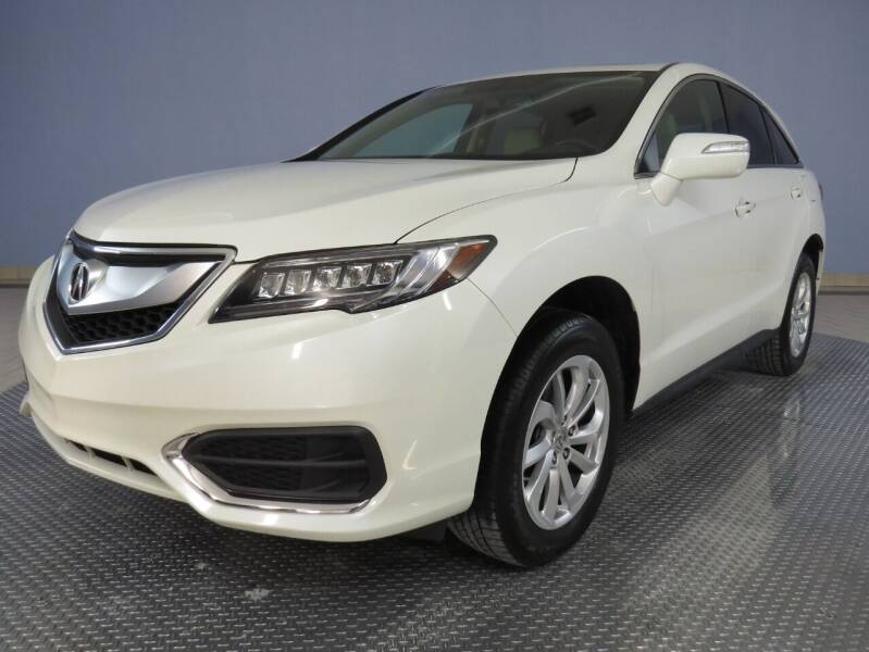 2016 Acura RDX for sale at Hagan Automotive in Chatham IL